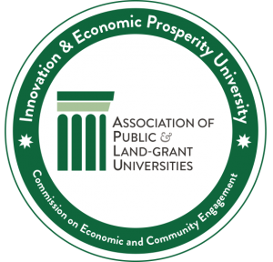 Innovation & Economic Prosperity University, Association of Public & Land Grant Universities, Commission on Economic and Community Engagement